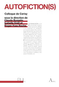 Livre numérique Autofiction(s)