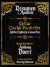 Livre numérique Resumen Y Analisis: La Luz Que No Puedes Ver (All The Light We Cannot See) - Basado En El Libro De Anthony Doerr