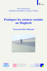 Livre numérique Pratiquer les sciences sociales au Maghreb