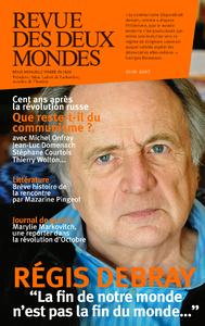 Livre numérique Revue des Deux Mondes juin 2017