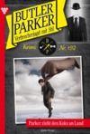 Livre numérique Butler Parker 192 – Kriminalroman