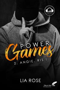 Livre numérique Power games : Angie, ris !