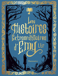 Livre numérique Les histoires extraordinaires d'Emy Ltr