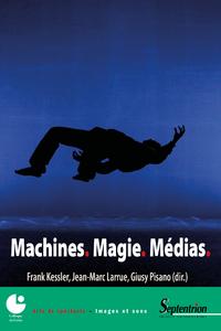 Livre numérique Machines. Magie. Médias.