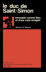 Livre numérique Le duc de Saint-Simon