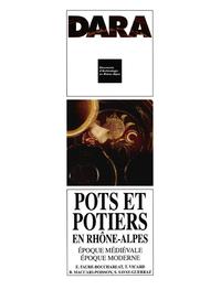Livre numérique Pots et potiers en Rhône-Alpes