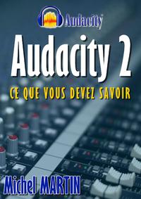 Livre numérique Audacity 2