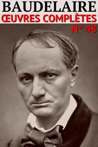 Livre numérique Charles Baudelaire - Oeuvres Complètes