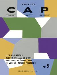 Livre numérique Les dimensions relationnelles de l'art