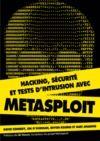 Livre numérique Hacking, sécurité et tests d'intrusion avec Metasploit