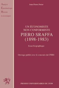 Livre numérique Un économiste non conformiste, Piero Sraffa (1898-1983)