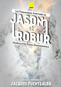 Livre numérique Jason et Robur #3 - L'Abominable Homme des Neiges !