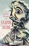 Livre numérique Le Cahier rouge du journal intime