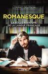 Livre numérique Romanesque - La folle aventure de la langue française