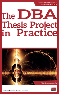 E-Book The DBA Thesis Project in Practice