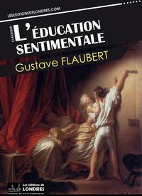 Livre numérique L'éducation sentimentale