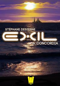 Livre numérique Exil, ép. 6 : Concordia