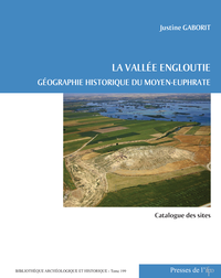Livre numérique La vallée engloutie (Volume 2: catalogue des sites)