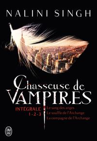Livro digital Chasseuse de vampires - L'Intégrale 1 (Tomes 1 ,2 et 3)