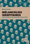 E-Book Mélancolies identitaires