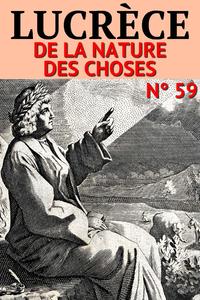 Livre numérique Lucrèce - De la Nature des Choses
