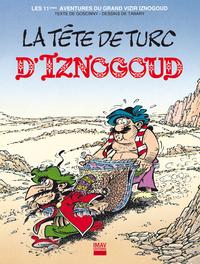 Livre numérique Iznogoud - tome 11 - La tête de turc d'Iznogoud