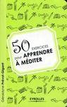 Livre numérique 50 exercices pour apprendre à méditer