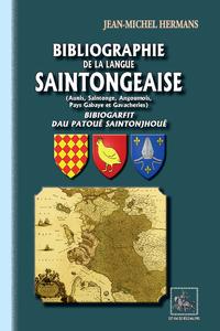 Livre numérique Bibliographie de la Langue saintongeaise