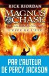 Livre numérique Magnus Chase et les dieux d'Asgard - tome 1