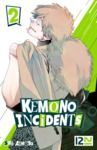 Livro digital Kemono Incidents - tome 02