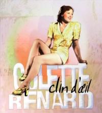 Livre numérique Clins d'oeil à Colette Renard