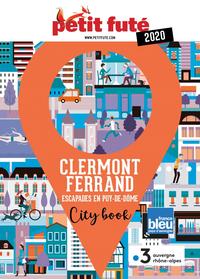 Livre numérique CLERMONT-FERRAND 2020 Petit Futé