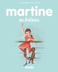 Livre numérique Martine en bateau