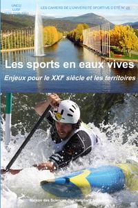 Livre numérique Les sports en eaux vives