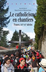 Livre numérique Le catholicisme en chantiers