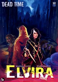 Livre numérique Elvira Time - Saison 1 Episode 1