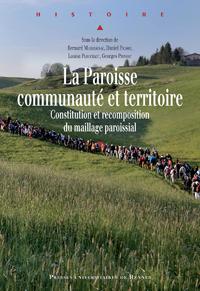 Livre numérique La paroisse, communauté et territoire