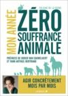 E-Book Mon année zéro souffrance animale