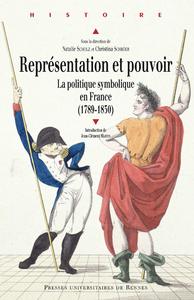Livre numérique Représentation et pouvoir