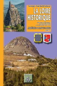 Livre numérique La Loire historique (Tome Ier : Ardèche et Haute-Loire)