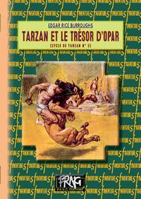 Livre numérique Tarzan et le trésor d'Opar