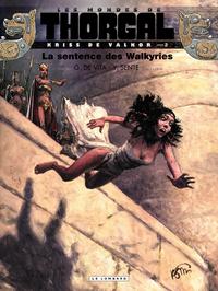 Livre numérique Kriss de Valnor - Tome 2 - La Sentence des Walkyries
