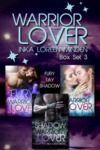 Electronic book Warrior Lover Box Set 3