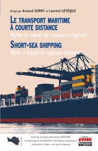 Livre numérique Le transport maritime à courte distance (Short Sea Shipping)