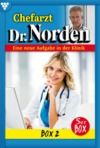 Libro electrónico Chefarzt Dr. Norden Box 2 – Arztroman