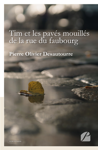 Livre numérique Tim et les pavés mouillés de la rue du faubourg