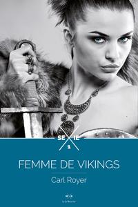 Livre numérique Femme de Vikings - épisode 1