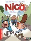 Livre numérique Nico : Attention, gorille ! - Roman Vie quotidienne - De 7 à 11 ans