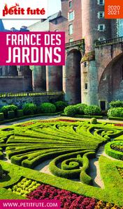Livre numérique FRANCE DES JARDINS 2020 Petit Futé