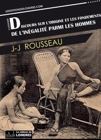 Livre numérique Discours sur l'origine et les fondements de l'inégalité parmi les hommes